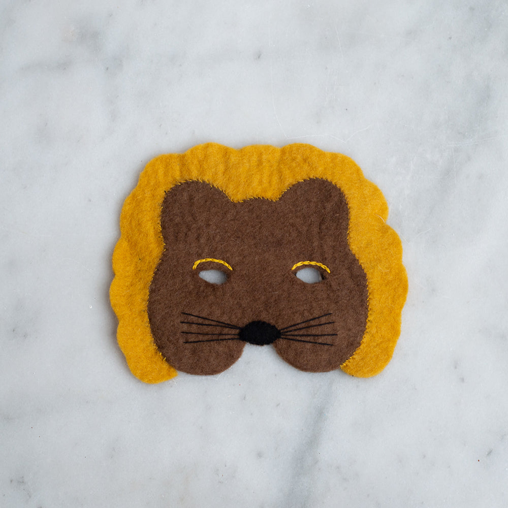 Papoose Toys Felt Mask