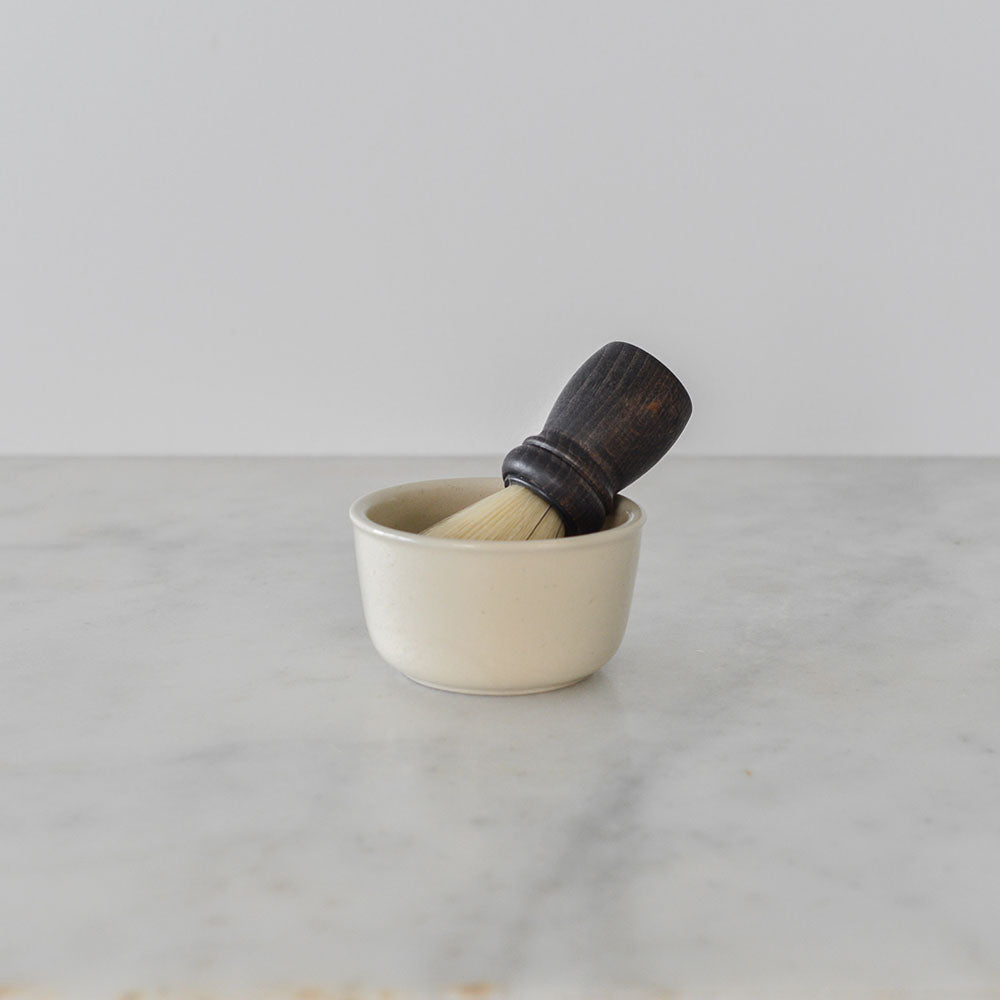 Redecker Ceramic Shave Bowl
