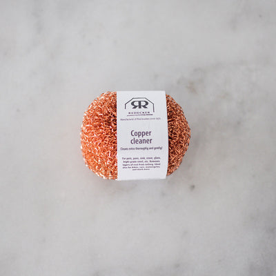 Redecker Copper Scourer Set