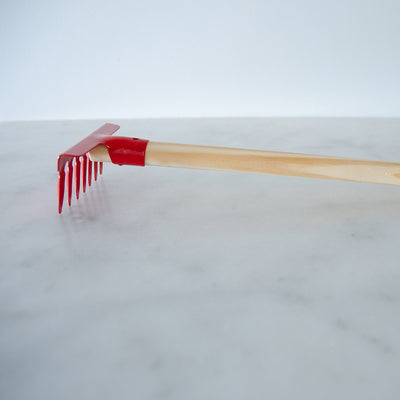 Redecker Childs Gardening Tool - Rake