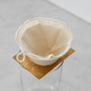 Reusable Unbleached Organic Cotton Coffee Filter
