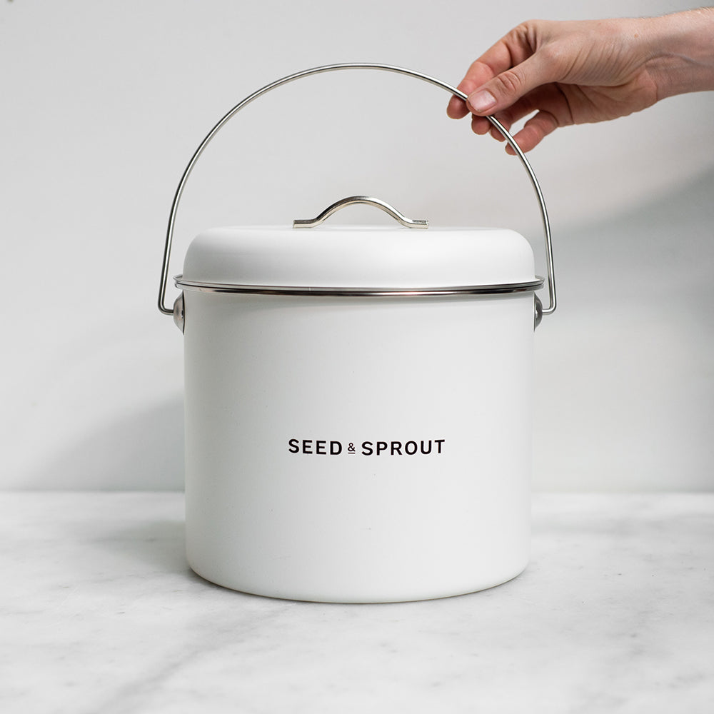 Seed and Sprout Compost Bin