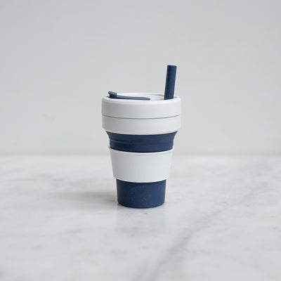 Stojo Collapsible Biggie Cup - 16oz