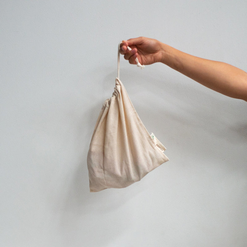 The Keeper Organic Cotton Produce Bags - Small Muslin