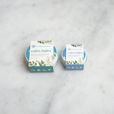 The Physic Garden Calm Balm Tin