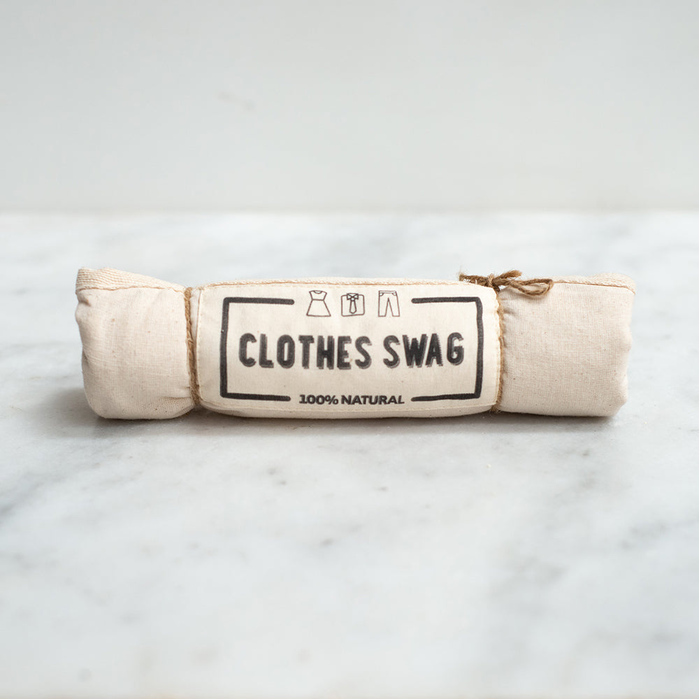 The Swag Reusable Dry Cleaning Clothes Bag