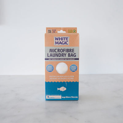 White Magic MicroFibre Laundry Washing Bag