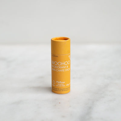 Woohoo! Deodorant Stick - Mellow - Sensitive BiCarb Free