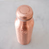 Yogibeings Copper Bottle - Hammered Matte 845ml
