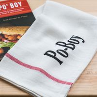 PO-BOY KITCHEN TOWEL