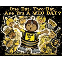 ONE DAT, TWO DAT, ARE YOU A WHO DAT?