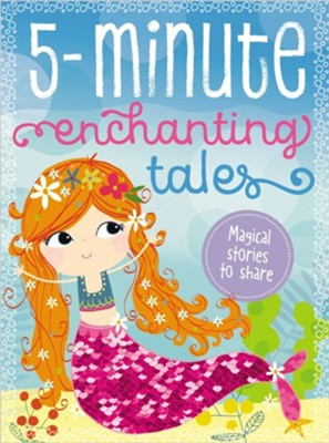 5 Minute Enchanting Tales Book