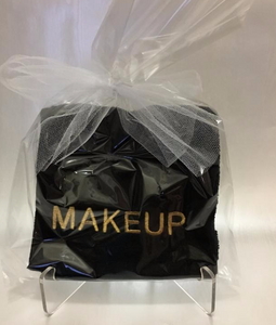 EMBROIDERED MAKEUP WASH CLOTH