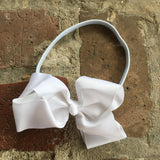HEADBAND HAIRBOW ELASTIC