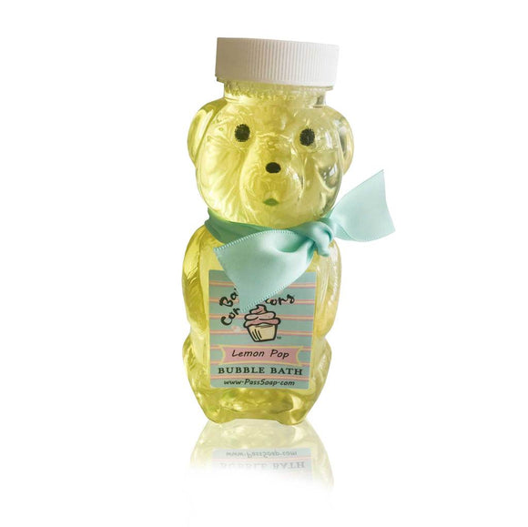 BUBBLE BEAR LEMON POP
