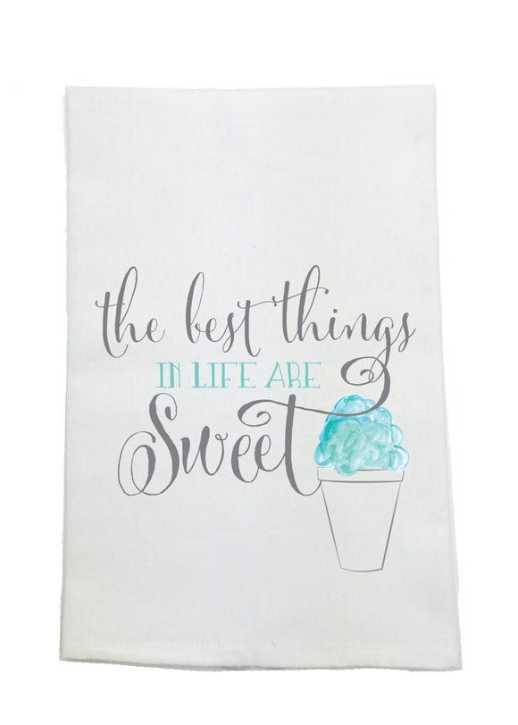 SNOWBALL Sweet Life Kitchen Towel