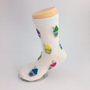 KIDS SNOWBALL SOCKS