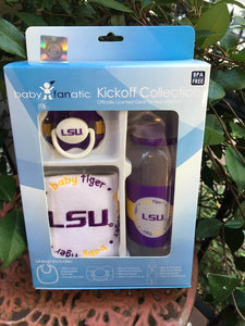 LSU BABY 3 PC SET, KICKOFF COLLECTION