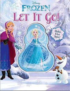 Disney Frozen: Let It Go Board book