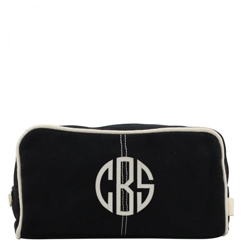 MONOGRAM CANVAS DOPP KIT
