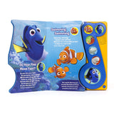 Finding Dory Swim Along With Me - Play-a-Song - Kids Board book Disney Pixar