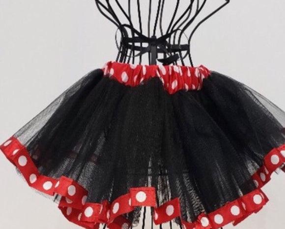 GIRLS MINNIE MOUSE TUTU
