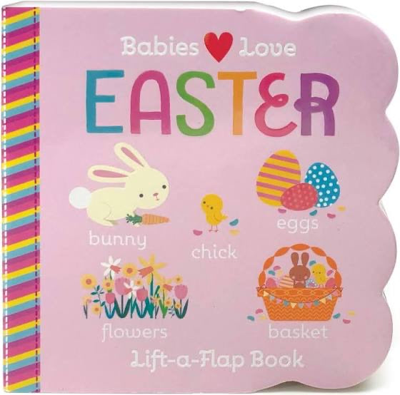 BABIES LOVE EASTER BOOK