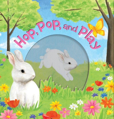 HOP, POP, AND PLAY BOARD PINK