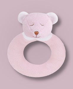 RING RATTLE - BEAR