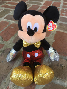 TY SPARKLE MICKEY MOUSE