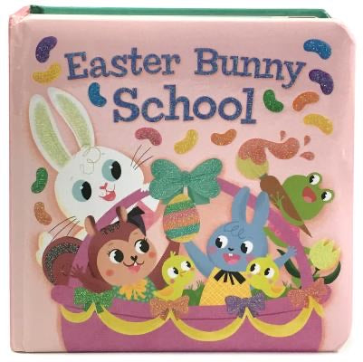 EASTER BUNNY SCHOOL BOARD BOOK