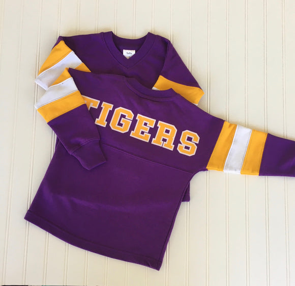 TIGERS KIDS SPIRIT JERSEY
