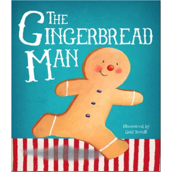 THE GINGERBREAD MAN CHRISTMAS BOOK