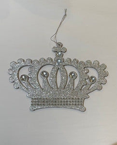 DECORATIVE KING'S CROWN ORNAMENT