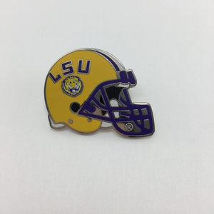 LSU HELMET PIN