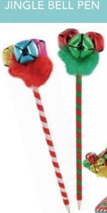 CHRISTMAS JINGLE BELL PEN