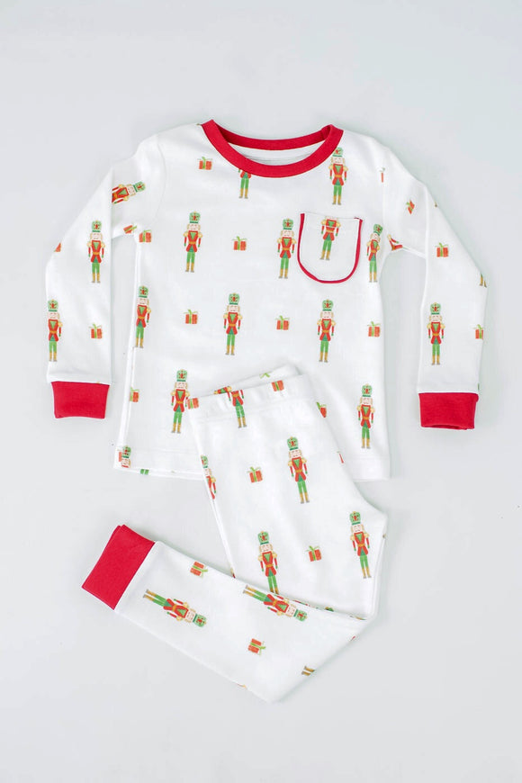 CHRISTMAS PJS NUTCRACKER