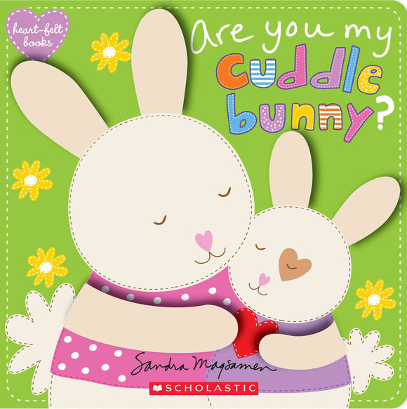 Are You My Cuddle Bunny Board book