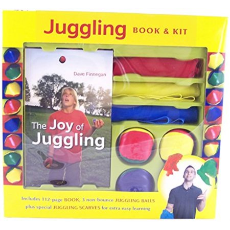 Juggling Book and Kit
