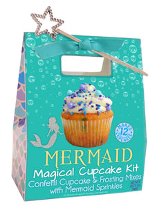 MERMAID MAGICAL CUPCAKE KIT