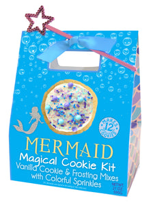 MERMAID MAGICAL COOKIE KIT