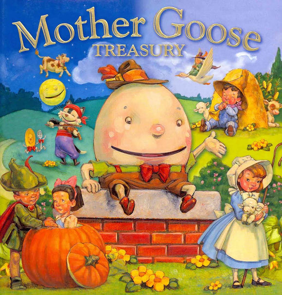 Mother Goose Treasury Book