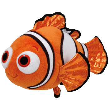 TY - DISNEY FINDING NEMO MEDIUM