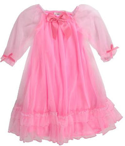 PRINCESS NIGHTGOWN BRIGHT PINK