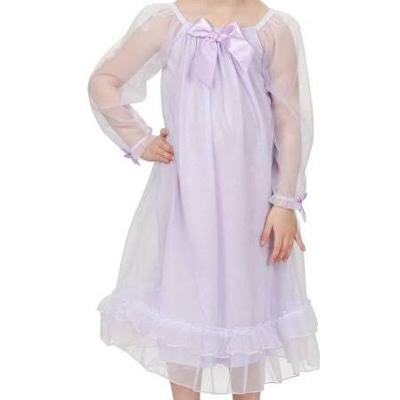 PRINCESS NIGHTGOWN LILAC
