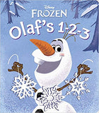 Disney Frozen Olaf's 1-2-3  Board Book