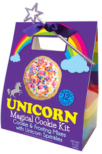 UNICORN MAGICAL COOKIE KIT