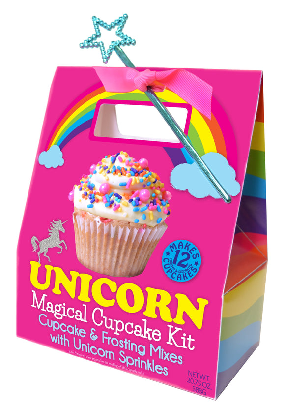 UNICORN MAGICAL CUPCAKE KIT