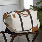 MONOGRAM CANVAS WEEKENDER
