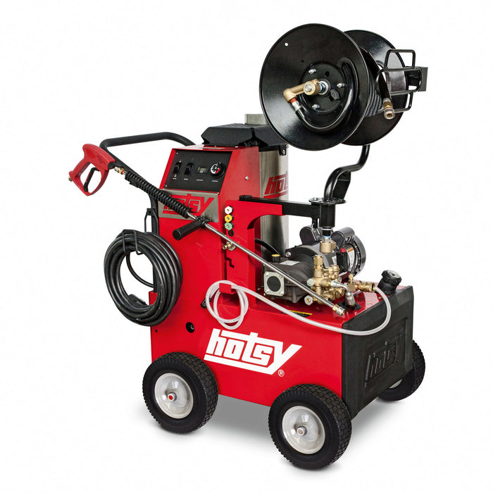 Hotsy 555HE Model - Hot Water Electric Pressure Washer